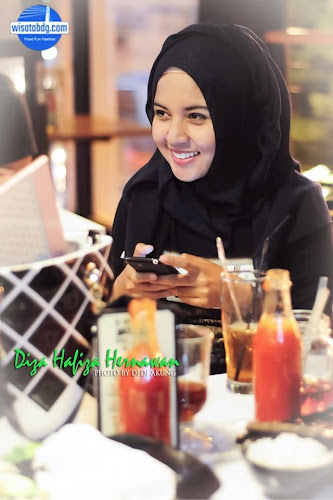 foto Diza Hanifa Hernawan Pemeran Diza di Sinetron Preman Pensiun