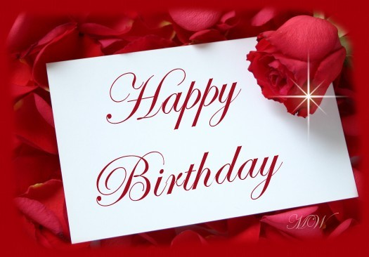 Red Roses Wish You Happy Birthday Facebook Chat Code Get Happy Birthday Wishes To Images