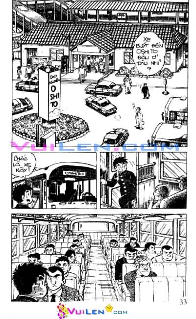 Jindodinho - Đường Dẫn Đến Khung Thành III  Tập 11 page 33 Congtruyen24h