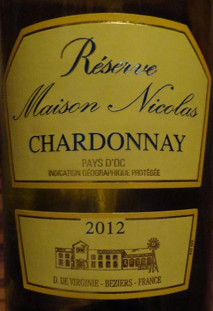 Maison nicolas vin de pays de l herault for Maison nicolas