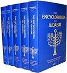 Enciclopédia Judaica.  5 volumes