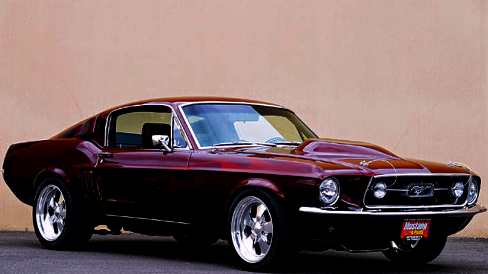 the fast and furious tokyo drift 1967 ford mustang fastback. Black Bedroom Furniture Sets. Home Design Ideas