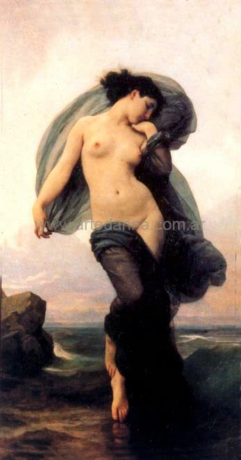 Bouguereau ( oil copy )
