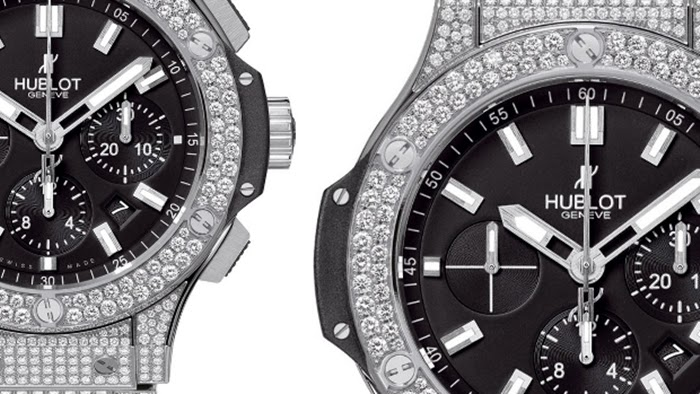 hublot diamanti