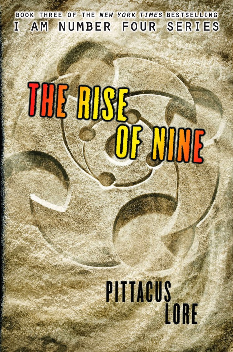 Book Review: The Rise of Nine (Lorien Legacies, Book 3), By Pittacus Lore