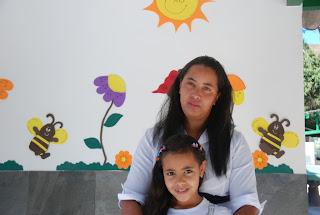 "Rosilene Rocha Lessa com a filha Michelle: ""Essa escola foi sempre a segunda família da gente"""