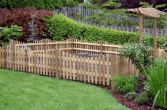 Home Vegetable Garden Fence – Home Design And Decorating