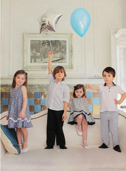 indumentaria infantil verano 2014 magdalena esposito