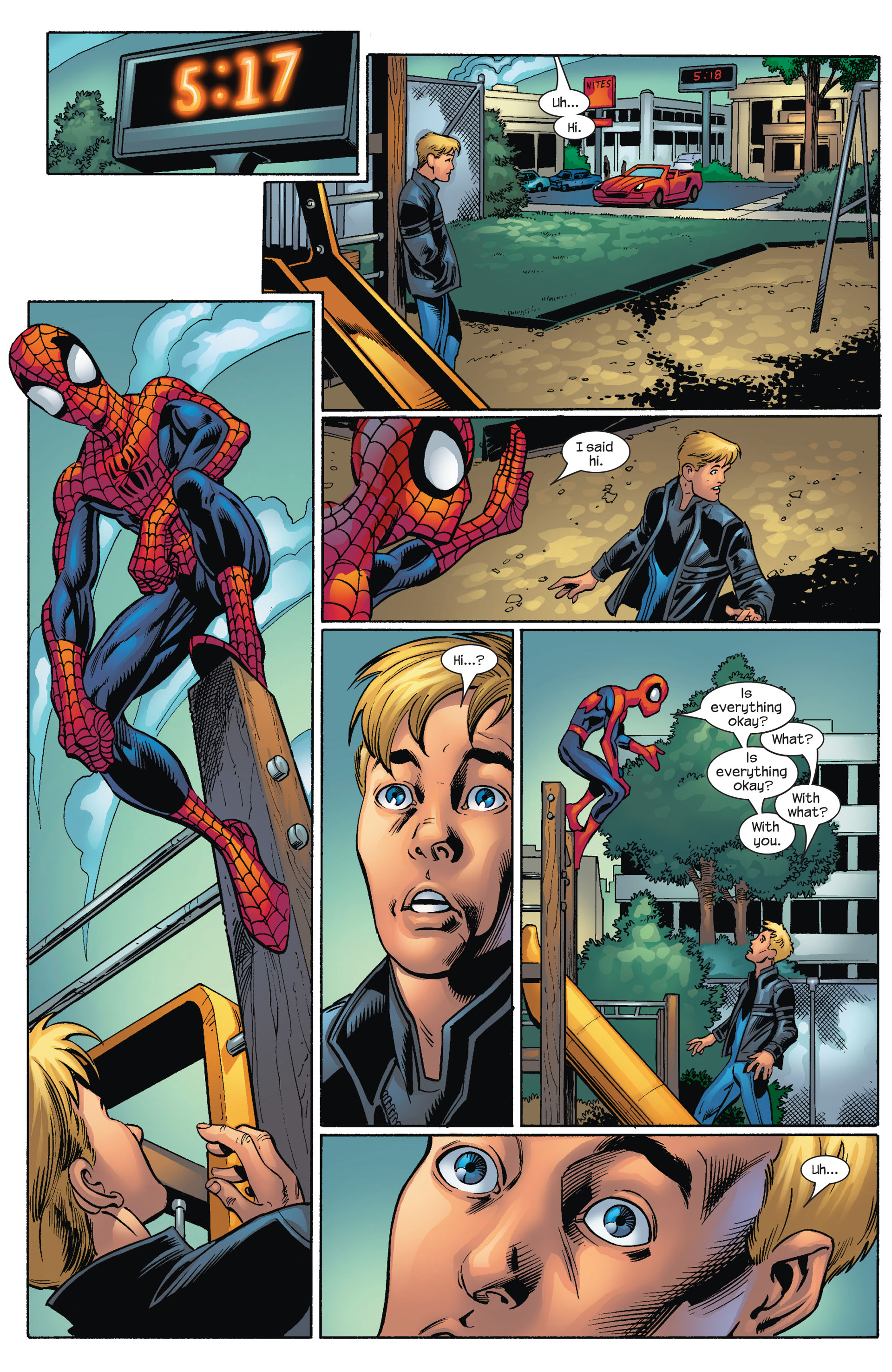 Ultimate Spider-Man (2000) Issue #69 #73 - English 13