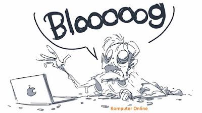 Cara Mudah Mencari Atau Berburu Blog Zombie