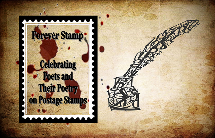 USPS, Poet Postage Stamps, Maya Angelou, United States Postal Service