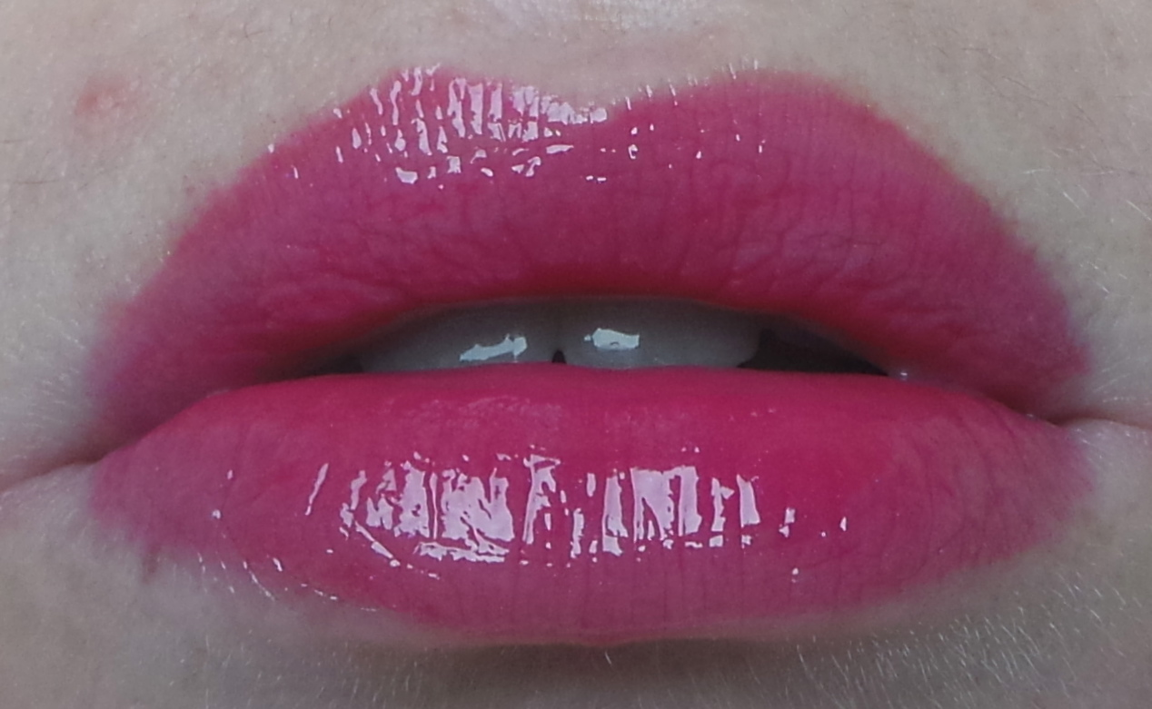 Chanel Rouge Allure gloss review Supreme