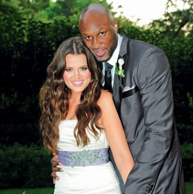 Khloe Kardashian Wedding Look