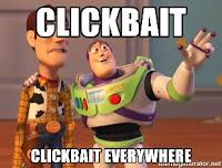 jurnalisme umpan klik - clickbait