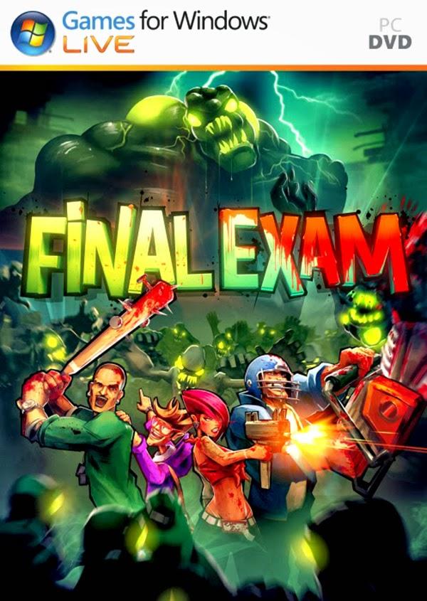 Final Exam - Repack by R.G. Mechanics
