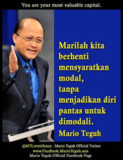 Download Ebook Kata-kata Inspiratif Mario Teguh