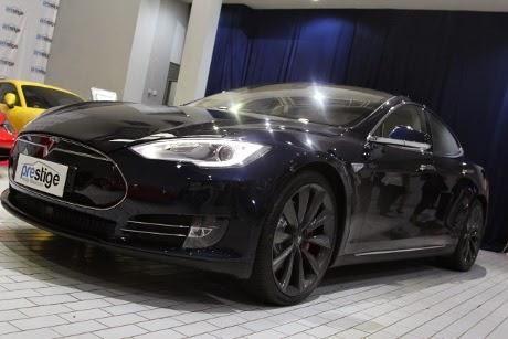 Tesla Tiba di Indonesia