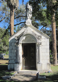 Houston Mausoleum