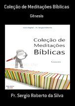 Compre o Livro Coleção de Meditações Bíblicas