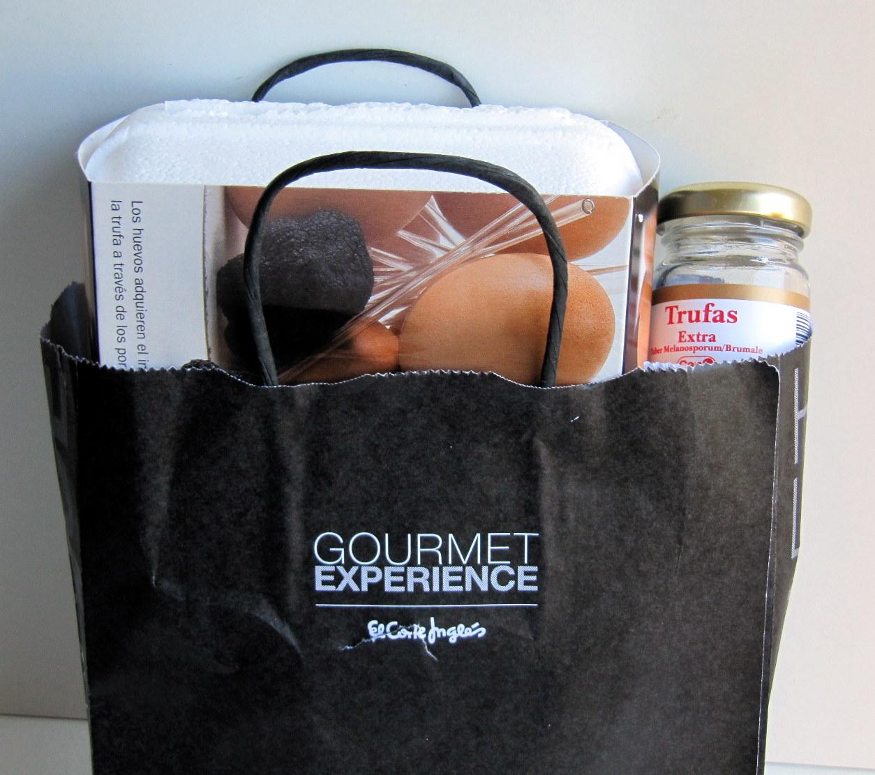 Men s para impresionar la gourmet experience de el corte - Gourmet experience goya ...