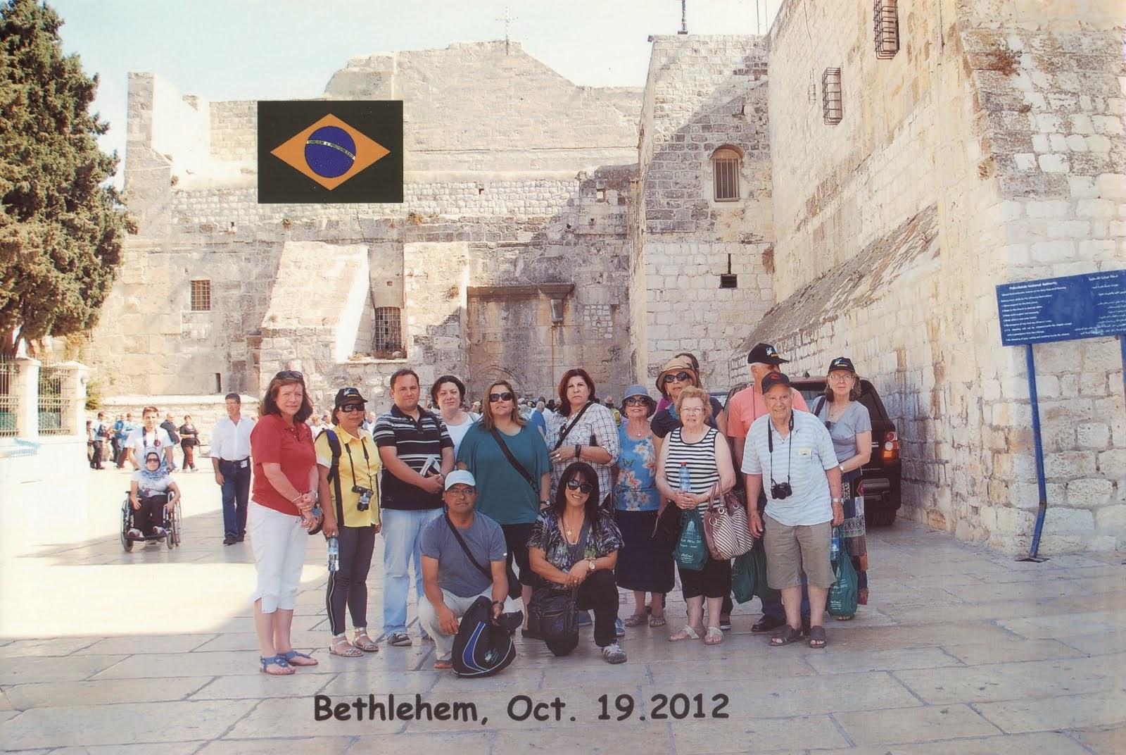 ISRAEL | OUT 2012 | Líder: pastor Igor Baumann