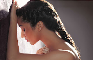 Sensuous Shraddha Kapoor Real HD Pictureshoot for Marie Claire Beauty India Magazine June 2012 Image 04.jpg