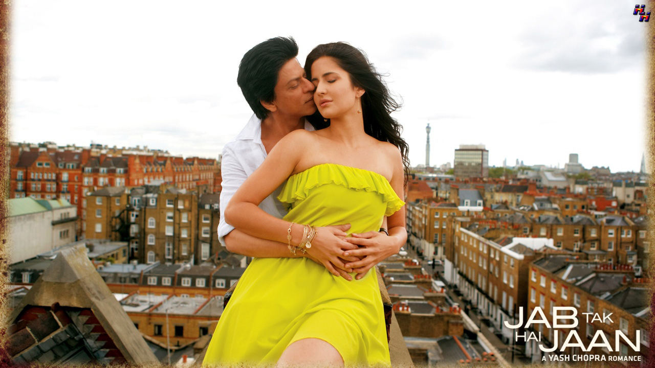 shahrukh and katrina kaif hot and hd wallpapers downloads