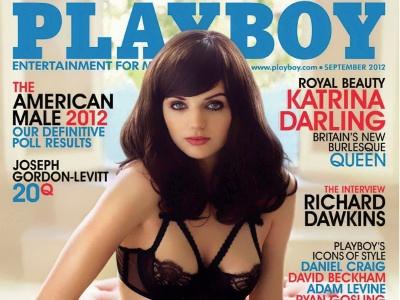 Katrina Darling Playboy USA Setembro 2012