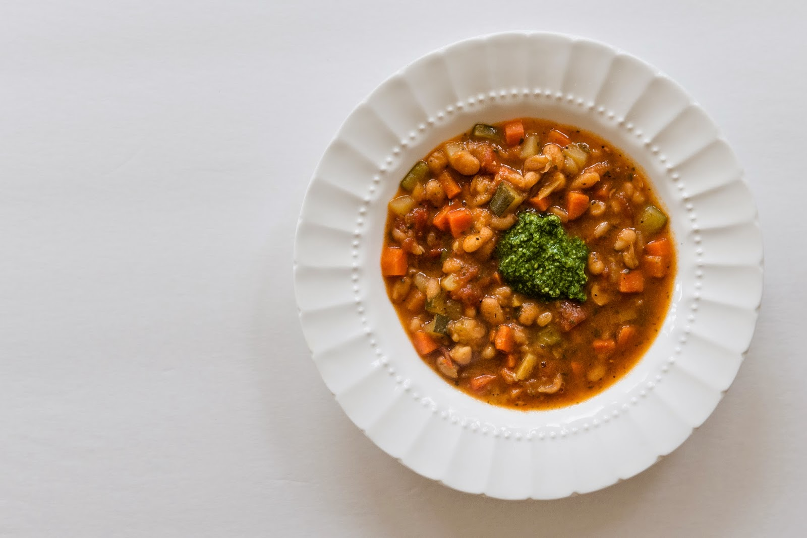 Minestrone (c) Jennifer Carr Photography
