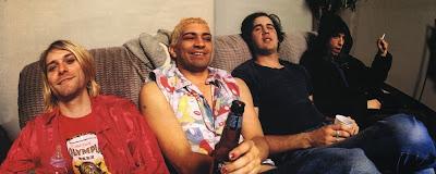 Nirvana - 1993 in utero art sound