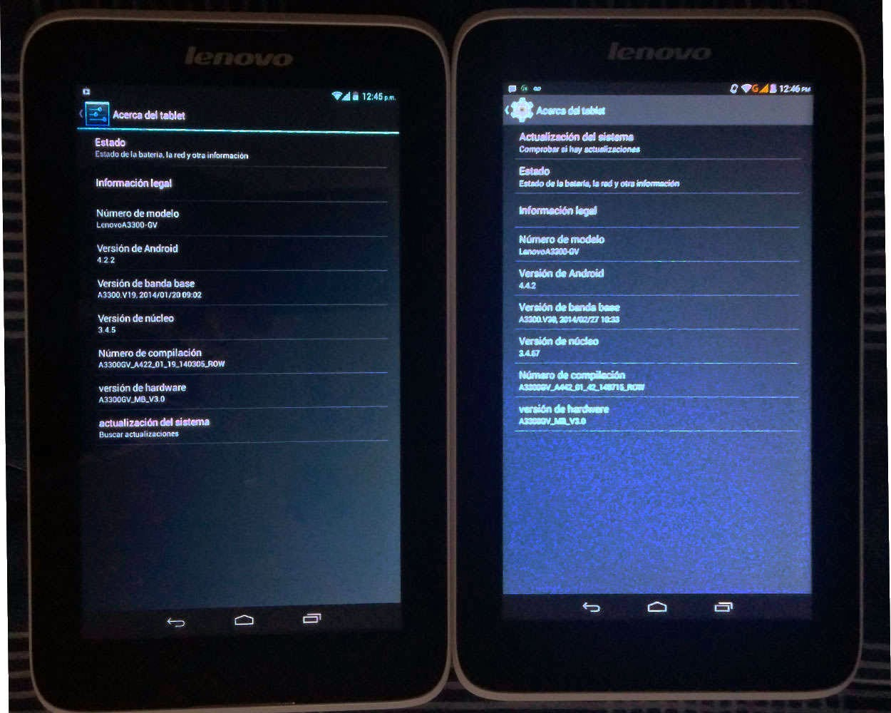 Download Stock ROM for Lenovo A3300 GV / HV For Free Without Survey