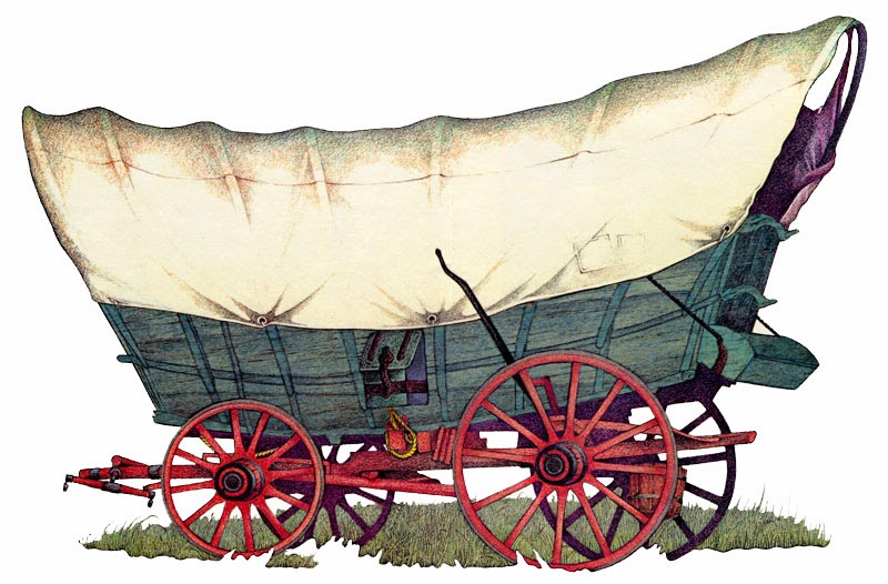 Things ruffnerian a design blog and more designing a conestoga wagon