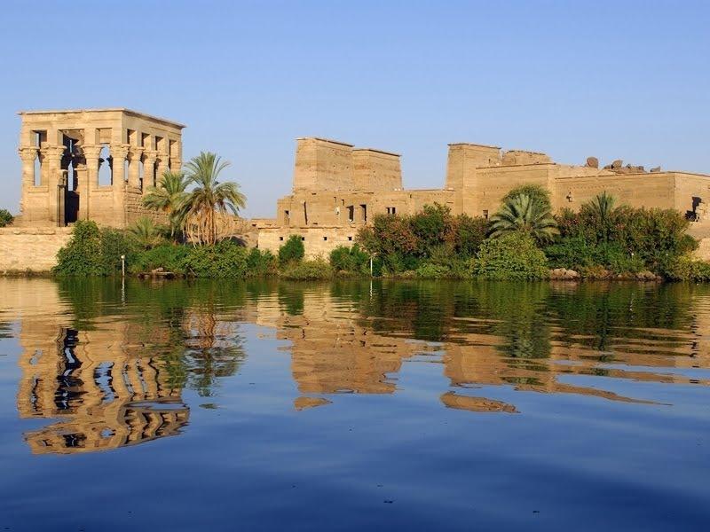 النيل وتراث الأجداد