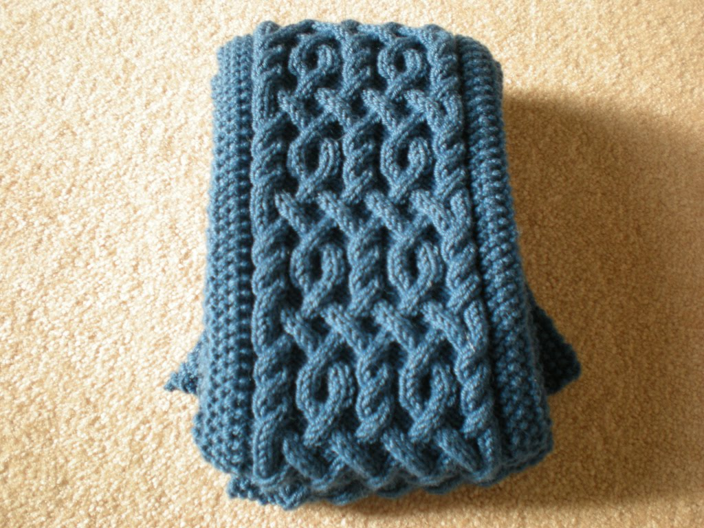 Croshay Knitting : crochet scarf pattern-Knitting Gallery