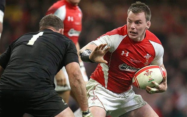 Matthew Rees, Blues, rugby, Cardiff, Smiler, cancer, Wales, All Blacks