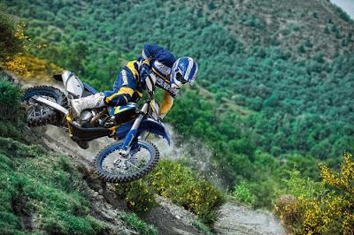 2012 Husaberg FE450 Motocross