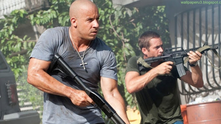 2011 Fast 5 Movie HD Wallpaper 3