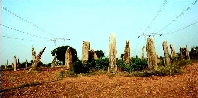 The Astronomical Megaliths of Nilurallu