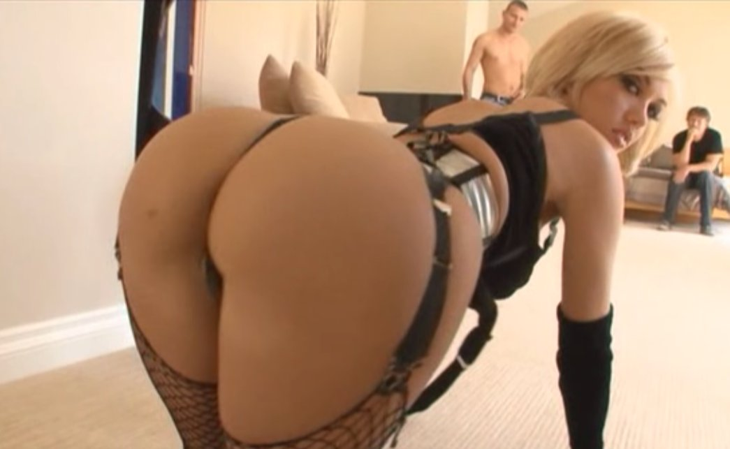 Jenny hendrix ass video
