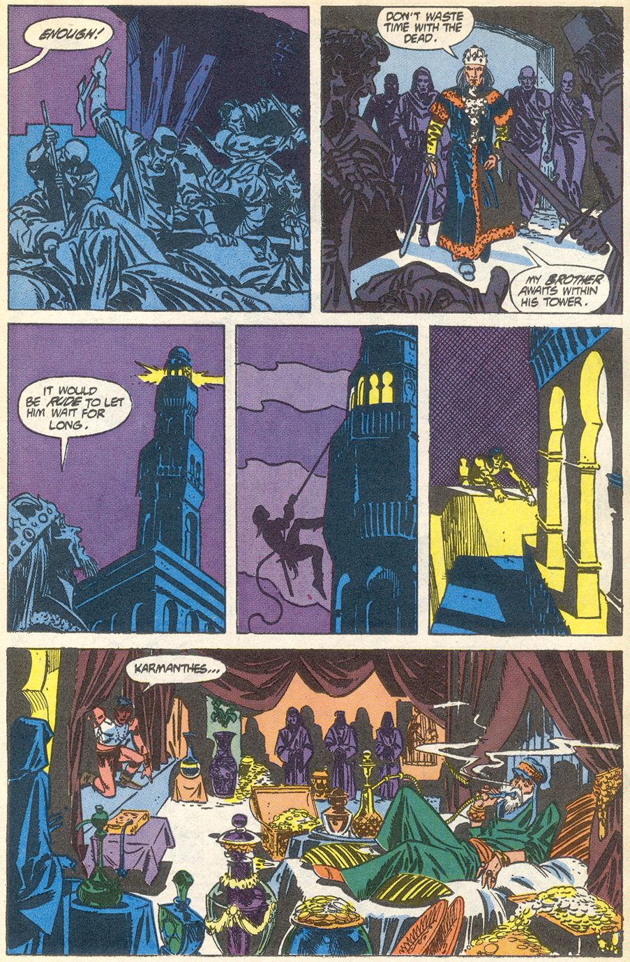 Conan the Barbarian (1970) Issue #231 #243 - English 12