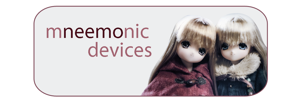 Mneemonic Devices