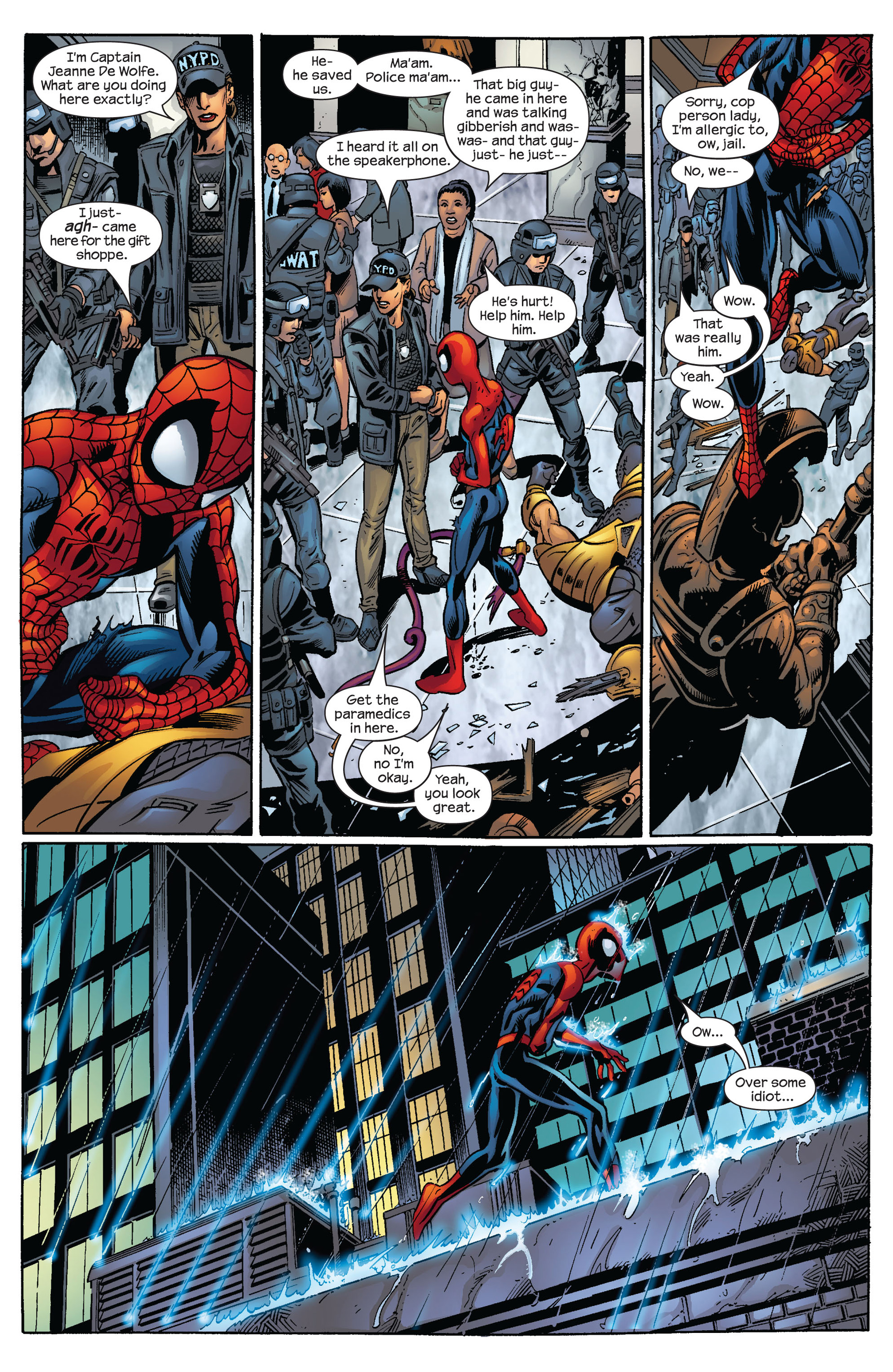Ultimate Spider-Man (2000) Issue #60 #64 - English 15