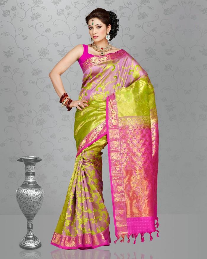 Wedding Saree Collection 2013 2014 Indian Wedding Saree