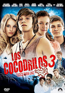 Los Cocodrilos 3 [2011] [PAL/DVDR] Ingles, Español Latino