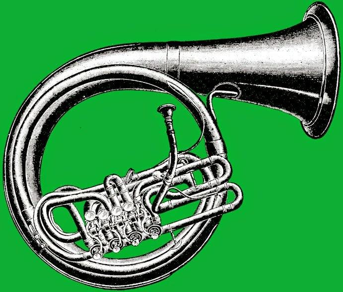 cuivre, instrument de musique, fanfare, corne, piston, cor d'harmonie