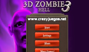 Jugar 3D Zombie Hell 3