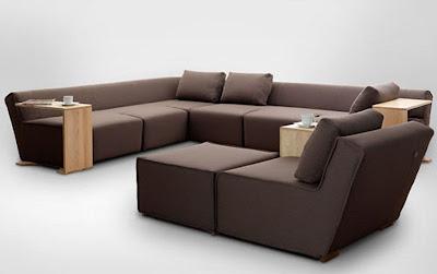Sofa dengan Meja Portable 7