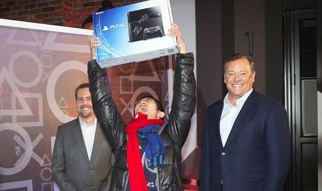 PS4販売台数