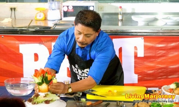 Chef Boy Logro by LivingMarjorney