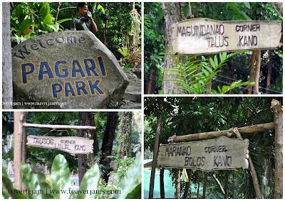 Pagari Park and its Three Corners | Travel Jams